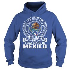Mexico Netherlands