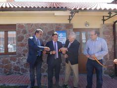 El presidente de la Diputación de León, Marcos Martínez, ha inaugurado la terminación de la carretera de Valderrueda, la LE- 4714 entre las localidades de Puente Almuhey y La Mata de Monteagudo