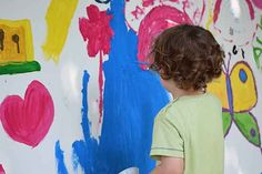 """Nature Is a """"Happy Place"""" for Children Painting For Kids, Drawing For Kids, Art For Kids, Crafts For Kids, Visual Literacy, Media Literacy, Art Therapy Projects, Healthy Dog Treats, Dog Recipes"""