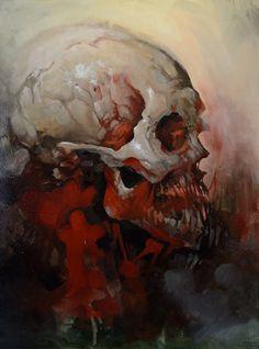"""""""Bloodmagic"""" by Jed Leikne"""