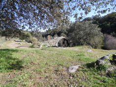 LA IGLESUELA (TOLEDO) Puente Vetton vistas.