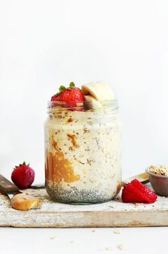 Ahead are five overnight oat recipes that let you hit snooze one more time.