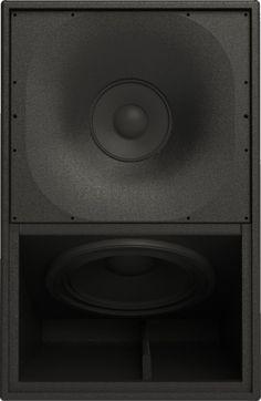 Danley SM100F | Danley Sounds Labs | Danley Sound Labs, Inc. High End Speakers, Built In Speakers, Speaker Plans, Horn Speakers, Subwoofer Box, Speaker Design, Hifi Audio, Loudspeaker, Horns