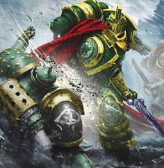 chaos horus_heresy imperium neil_roberts salamanders sons_of_horus space_marines