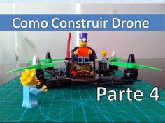 Como Construir Drone Casero Paso A Paso - Diatone Blade 150 Build Parte 4 - VideoTutoriales - MUNDO DRON