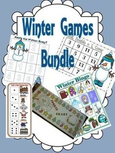 Three of our winter and Christmas Themed Classroom Game sets  Doubles - Roll and Cover Game.   Doubles + 1 Roll and Cover Game  #1.) Polar Express Games - Click Here to See More.  2 Polar Express Games for Polar Express Day in Your Classroom. The object of the Polar Express Counting Game is to collect as many bells as you can before the puzzle of the train is put together.