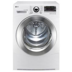 This LG Heat Pump Dryer is an energy efficient, power-saving superstar. The LG Sensor Dryer uses 3 sensors to monitor the heat exchange, moisture and air temperature… Tumble Dryers, Home Appliance Store, Gas Dryer, Clothes Dryer, Gas And Electric, Heat Pump, A Good Man, Washing Machine, Laundry