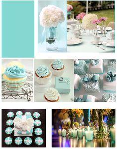 Tiffany & Co. birthday party ideas