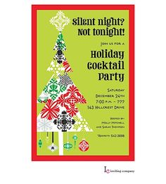 34 best ornament exchange party invitations images winter parties