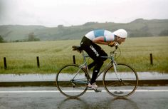 Graeme Obree - Poetry in motion at 30 MPH