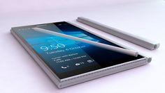 Surface Phone Dobrável? Patente da Microsoft revela dispositivo com tela flexível - http://www.showmetech.com.br/patente-microsoft-surface-phone-dobravel/