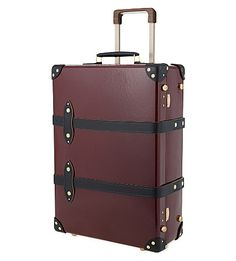 "GLOBE-TROTTER - QUEST 21"" trolley suitcase 