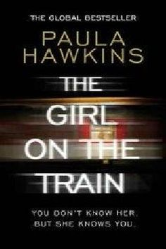 The Girl on the Train - QBD The Bookshop