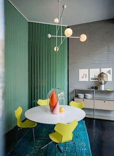 poppy dining room