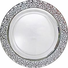 Silver trim clear plastic soup bowls. Buy disposable plastic soup bowls at Posh Party Supplies. Shop at Posh Party Supplies and save on all your elegant tableware.