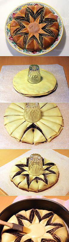 Delicious pastries.  Of poppy cake and poppy seed cake   Varvarushka-Needlewoman