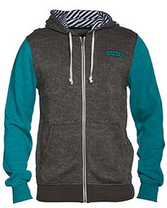 I want some nicer hoodies...| BURNOUT ZIPUP MENS FLEECE - $59.50