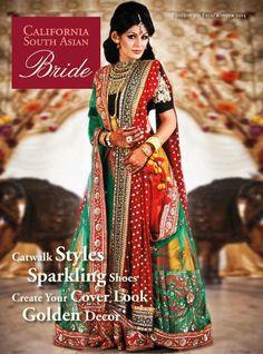 California South Asian Bride - Fall/Winter 2013