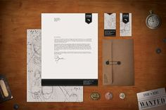 Designspiration — Design Work Life » Student Work: Sarah Taylor: Spion Identity and Packaging
