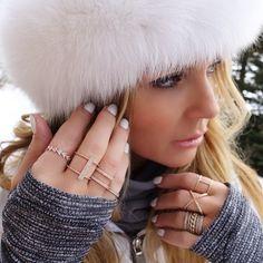 Deer Valley rings on rings   SL Designs