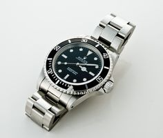 Rolex Submariner, a timeless beauty at any era.