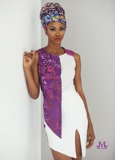 Ghana's Mina Evans presents Her S/S2015 Collection Formally Showcased At Alta Roma | FashionGHANA.com: 100% African Fashion