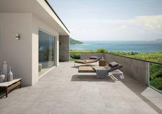 #Terrazza #Outdoor realizzata con la collezione Downtown di ABK Ash Walk Nat. 30x60cm#abkemozioni #emozioniabk #ceramica #cool #ceramics #design #tile #floor #wall #outdoor #indoor