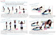 Tone It Up! Arm routine!