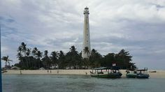 Pulau Lengkuas, Belitung Island.