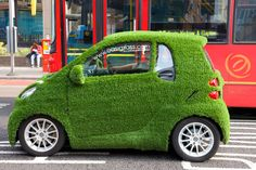 Eco Friendly Smart Car