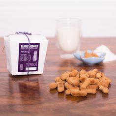 Ab jetzt sind wir wahre Peanutbuddies yeah - außergewöhnliche #Hundekeske von #Leckerli www.fromaustria.com