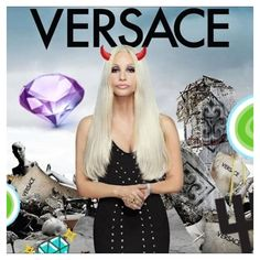 Donatela Versace.