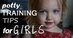 The best potty training tips for girls. Learn the easiest, less stressful way on how to teach a girl on how to use the potty for peeing and pooping. Best Potty, Potty Training Girls, Kids Potty, Toilet Training, Expecting Baby, Training Tips, Parenting Advice, Kids Learning, Your Child