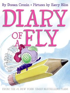 Nothing quite like insect humor.  Also Diary of a Worm & Diary of a Spider.