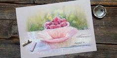 Jaki papier do pasteli suchych? – Monika Wiśniewska Amaviael