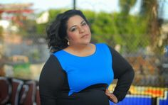 """[New Blog Post] Surfers Paradise In @ELOQUII 's """"Surfer Dress"""" from my latest @Gwynnie Bee Subscription.   #BBWGeneration #PSBloggers #LatinaBloggers #Eloquii #GwynnieBee #OMGBee #PlusSize #Petite #BBW #Latina #effyourbeautystandards #Fashion #Review #blog #MizLiz http://bbwgeneration.blogspot.com/2014/04/surfers-paradise-in-this-color-block.html"""