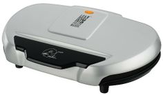 George Foreman GR144 144-Square-Inch Nonstick Family-Size Grill, Silver by George Foreman, http://www.amazon.com/dp/B002GHBSB0/ref=cm_sw_r_pi_dp_EGfkrb0E1C3RJ