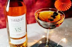 Armagnac Champagne - Simple and Delicious Cocktail Recipes - Photos