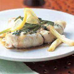 Asian Flounder Recipe | MyRecipes.com