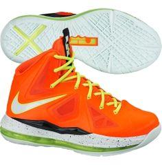 b5a30caea2ff60 Nike Kids  Grade School LeBron X Basketball Shoe - Dick s Sporting Goods  Nike Kids