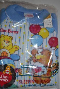 Vintage 80s Poseable Care Bear Rainbow Symbol Pink Cheer ...