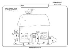 Cencúle - grafomotorika - pracovné listy pre deti Winter Activities For Kids, Preschool, Snoopy, Album, Comics, Fictional Characters, Seasons Of The Year, Kid Garden, Kindergarten