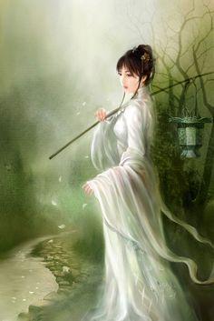 Meng Xi Dian - Chinese art