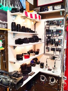 The many cameras of casey neistat
