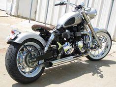 Custom Triumph America