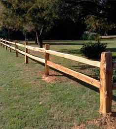 These fences are also known for their long life span and robust durability.