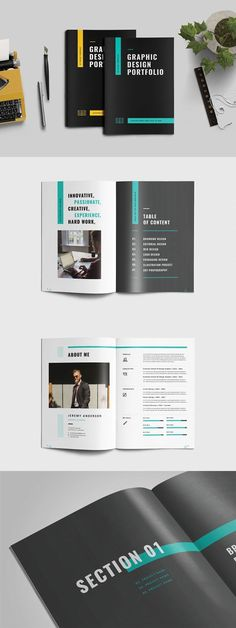 layout Graphic Design Portfolio by Occy Design A Natural Herbal Remedy Could Be Your Answer Natural Booklet Design Layout, Layout Design, Design De Configuration, Portfolio Design Layouts, Graphisches Design, Book Layout, Book Design, Product Design Portfolio, Design Ideas