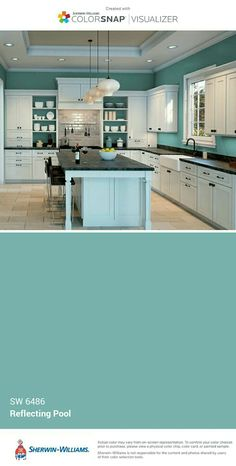 I just created this color palette with the Sherwin-Williams ColorSnap® Visualizer app on my Android phone. What do you think? You can learn more about ColorSnap Visualizer and get it on your phone free by visiting http://www.sherwin-williams.com/colorsnap.