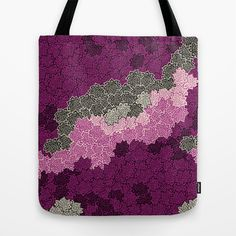Royale Peaches Tote Bag by Papertookie