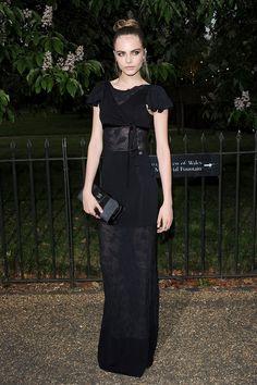 Cara Delevingne in Chanel | Fashion| Vogue English